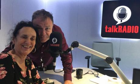 Ed Balls' spray tan, Strictly Come Dancing and Birds of a Feather - Actress Lesley Joseph joins Paul Ross