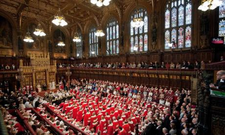 House of Lords: 'These people should be elected' says the Electoral Reform Society