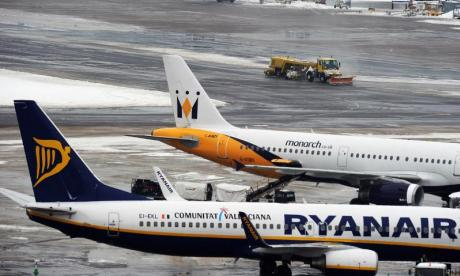 Monarch Airlines denies financial trouble