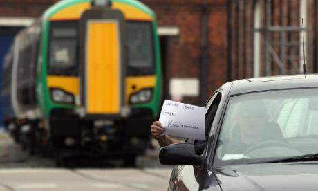 ASLEF union suspends strike action after being issued with legal challenge