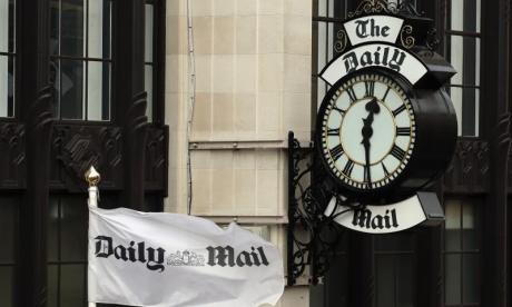 The Daily Mail is being sued by Melania Trump