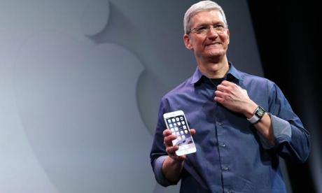 'Political crap' - Apple boss blasts European Commission's ruling on €13bn Irish tax bill