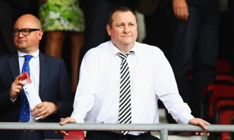 Mike Ashley to take over as Sports Direct CEO following Dave Forsey resignation