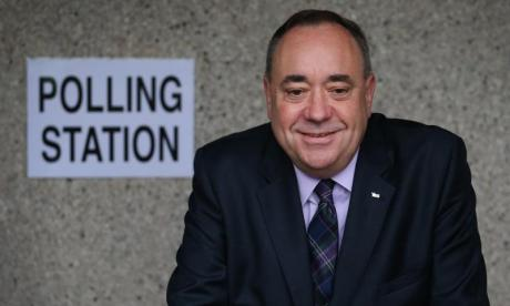 Alex Salmond believes there will be a second Scotland independence vote