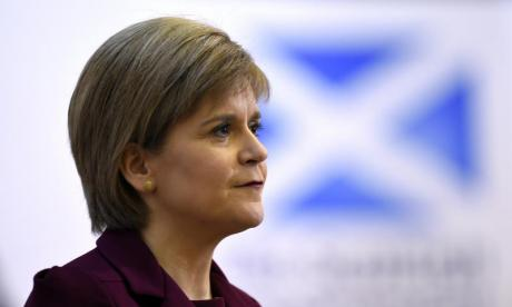 Nicola Sturgeon to launch second Scottish referendum bid