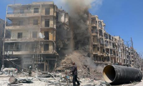 Syria: 'Russians are attempting an endgame', says journalist