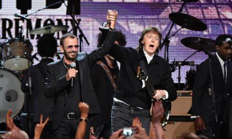 Surviving Beatles won't watch their new documentary until the premiere