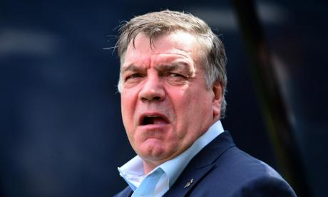 Sam Allardyce: 'Everyone must be laughing at England now,' says sports reporter
