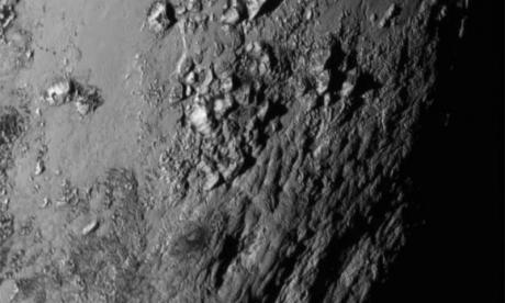 An ocean 100 kilometres deep could be within Pluto