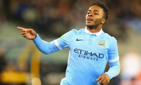 Footballer Raheem Sterling receives abuse for posting a picture of his daughter online