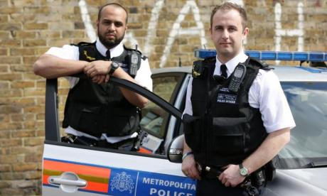 Cameras, police and Hunted - Jon Holmes finds out more about police body cameras