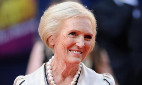 Mary Berry leaves The Great British Bake Off