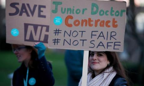 Junior Doctors Strike: 'We need to detach the running of the NHS from politics and politicians entirely', says BMA council member