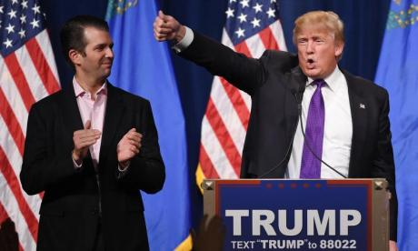 Donald Trump Jr. likens Syrian refugees to poisoned skittles...and more controversial quotes