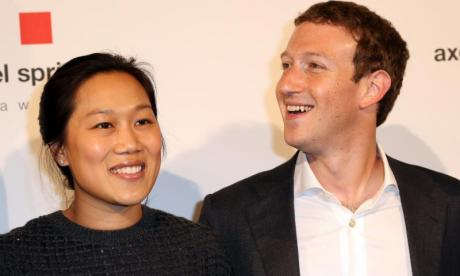Mark Zuckerberg and Priscilla Chan to donate $3bn to cure disease
