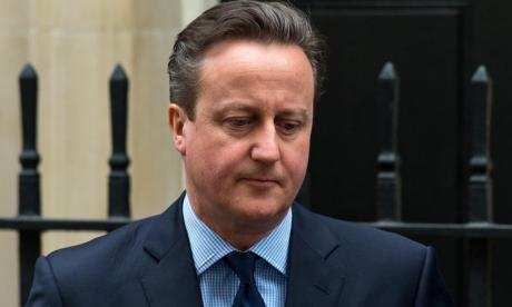 David Cameron resigns as Witney MP