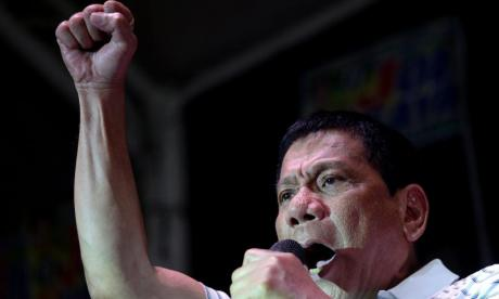 Duterte is becoming known for the foulness of his mouth and the brutality of his national clean-up operation