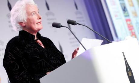 The Apprentice star Margaret Mountford on the importance of lunch breaks