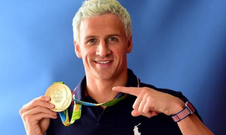 Twitter reacts to Ryan Lochte's 10 month ban from 'swimming'