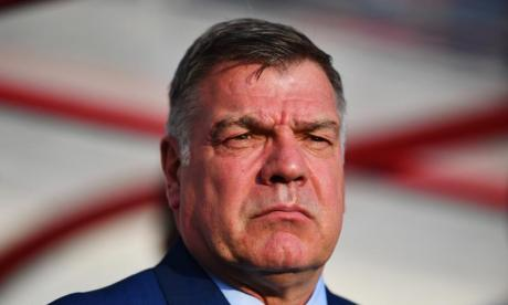 'The only job Sam Allardyce wanted in football was the one he's just got the bullet from'
