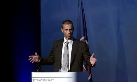 Aleksander Ceferin becomes the new president of Uefa...but who is he?