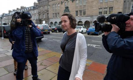 Ebola nurse Pauline Cafferkey cleared of misconduct