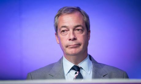 'An old school politician' - Twitter reacts to Nigel Farage's farewell speech