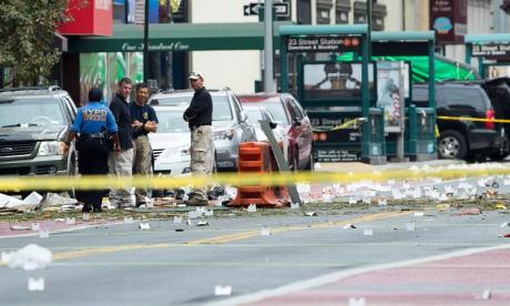 "Manhattan Bombing: ""These attacks are difficult to stop but they were relatively unsuccessful', says expert"