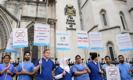 Junior doctors: 'From a point of view of where junior doctors stand it's certainly a victory', says co-founder of Justice for Health