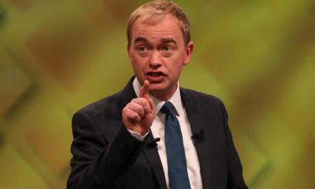 Brexit: 'The absence of leadership from the Prime Minister is astonishing', says leader of the Liberal Democrats