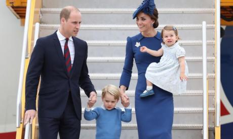 Canada, the woods and tattoos - Find out more about the royal tour