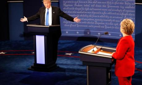 US Presidential debate: Democrats and Republicans divided over Donald Trump performance
