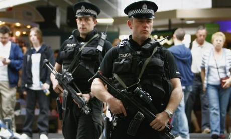 Armed police can 'very often it can have the wrong effect', says leading professor as patrols are planned in Kent