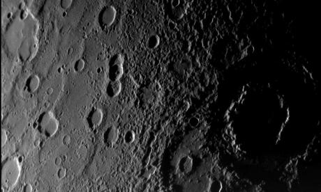 Mercury is revealed to be a tectonically active planet