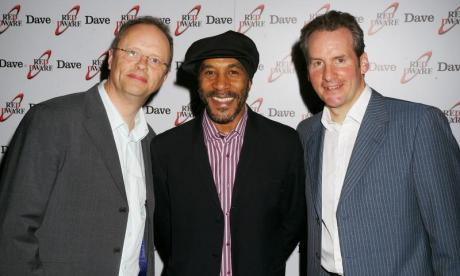 Red Dwarf is 'a pioneer' in remakes, says podcast host