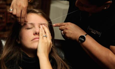 The Big Debate on eyebrows: 'We had a monobrow, a stereo brow. What's next, a surround brow?'