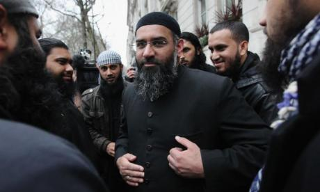 Anjem Choudary: 'The most important thing is he's not in the media', says the Muslim Association of Britain