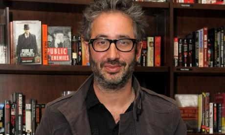 Comedian David Baddiel on story ideas, trains and Dinky toys