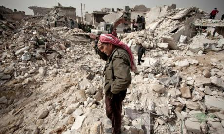 Syria: British planes could form coalition to stop Russian war crimes