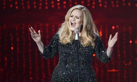 Adele: is that necessary?