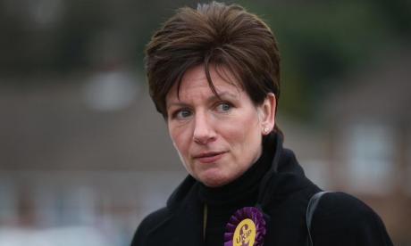 Ukip left reeling after Diane James resignation