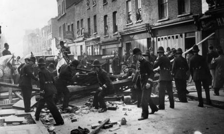 Twitter remembers the Battle of Cable Street 80 years on