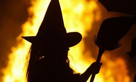 Equality, rituals and cats - Jon Holmes celebrates Halloween by talking to a witch