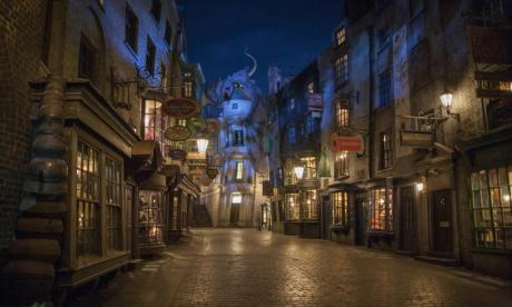 Hogwarts will become a reality in France as a mansion is transformed