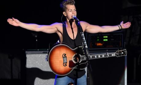 James McVey from The Vamps on their upcoming album, musical influences, and a burst of the upcoming single 'All Night'