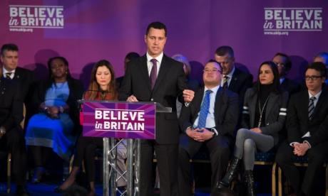 Ukip MEP Steven Woolfe 'being treated for possible bleeding on the brain after being hit on head' - Sky