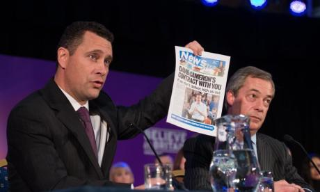 Steven Woolfe: Inquiry into Ukip fight might not discover what happened, warns party chairman