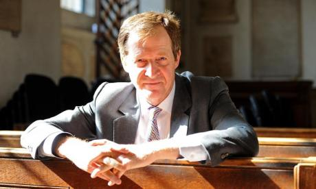 Alastair Campbell on his time in Downing Street under Tony Blair