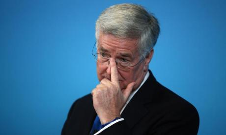 ISIS: Defence Secretary Michael Fallon hopeful Raqqa offensive will start in weeks
