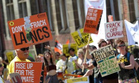 'We shouldn't turn our backs on fracking', says leading scientific author